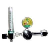 Oxygen Flow Meter Regulator